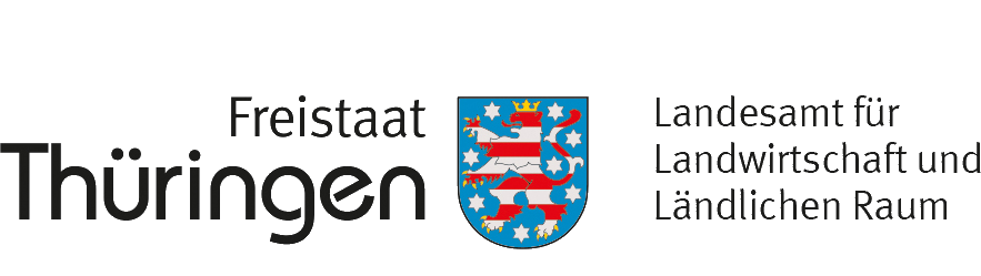 Logo of the Free State of Thuringia, State Office for Agriculture and Rural Areas