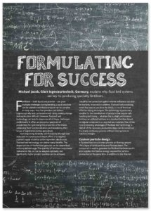 Glatt_FA_062_Fomulation-For-Success_Fluid-Bed-Systemes-for-Speciality-Fertilizers_en_WorldFertilizer_2019-01-02