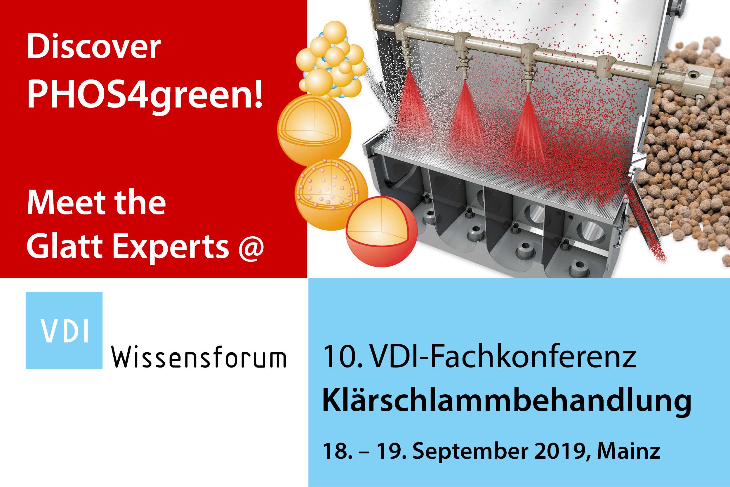 Glatt@VDI-Fachkonferenz_Klaerschlammbehandlung_2019
