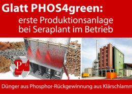 Glatt-PHOS4green_Inbetriebnahme der Dünger-Produktion bei Seraplant